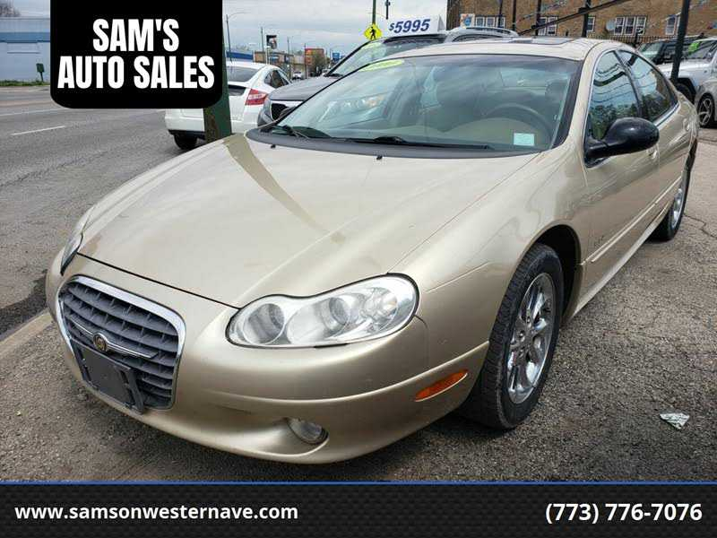 Chrysler LHS 2000 $3995.00 incacar.com