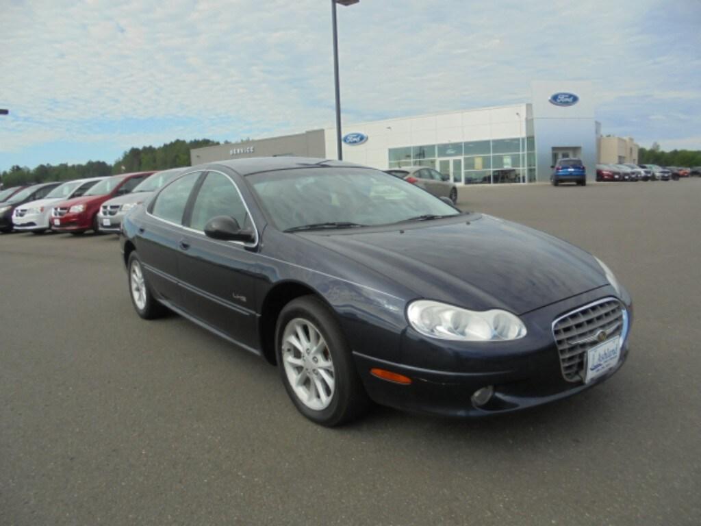 Chrysler LHS 2001 $3998.00 incacar.com