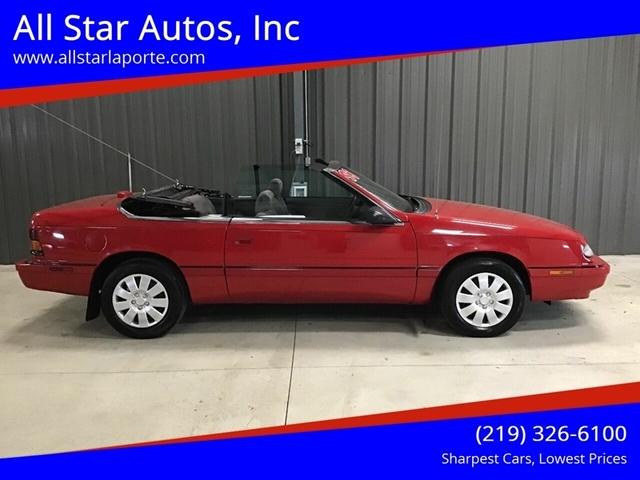 Chrysler LeBaron 1993 $3495.00 incacar.com
