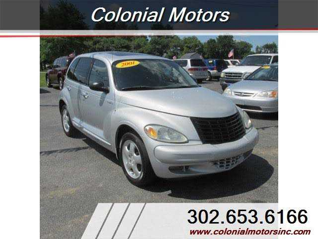 Chrysler PT Cruiser 2001 $2995.00 incacar.com