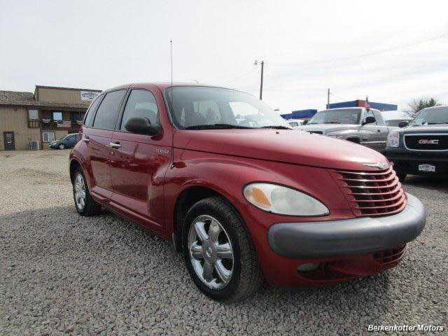Chrysler PT Cruiser 2002 $3900.00 incacar.com