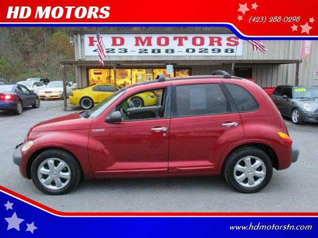 Chrysler PT Cruiser 2002 $2999.00 incacar.com