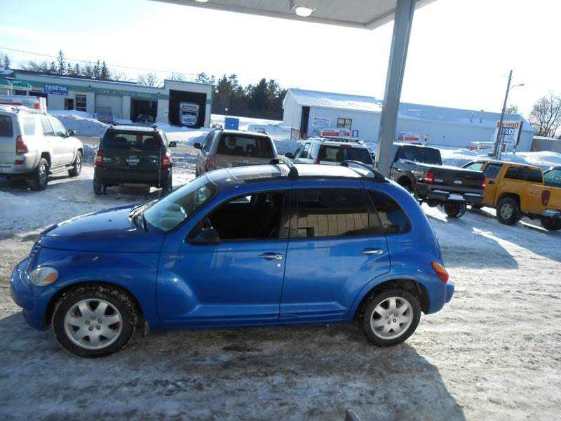 Chrysler PT Cruiser 2003 $2495.00 incacar.com