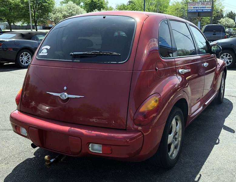 Chrysler PT Cruiser 2004 $1500.00 incacar.com