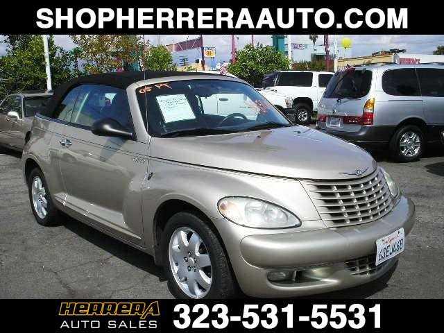 Chrysler PT Cruiser 2005 $5450.00 incacar.com