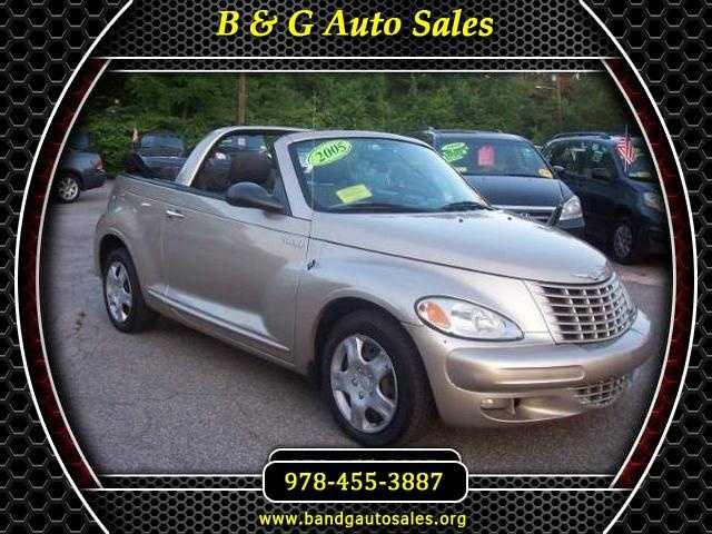 Chrysler PT Cruiser 2005 $3995.00 incacar.com