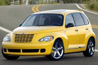 used Chrysler PT Cruiser 2006 vin: 3A8FY68816T318424