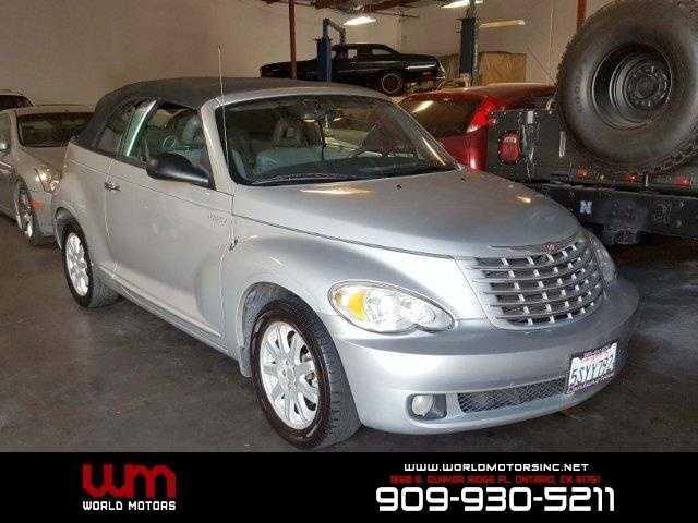 Chrysler PT Cruiser 2006 $3950.00 incacar.com