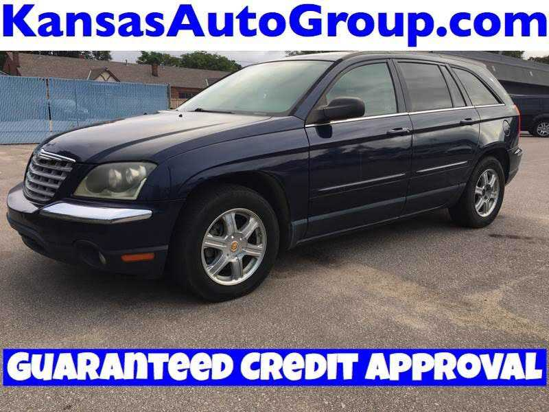 used Chrysler Pacifica 2004 vin: 2C8GF68474R293672
