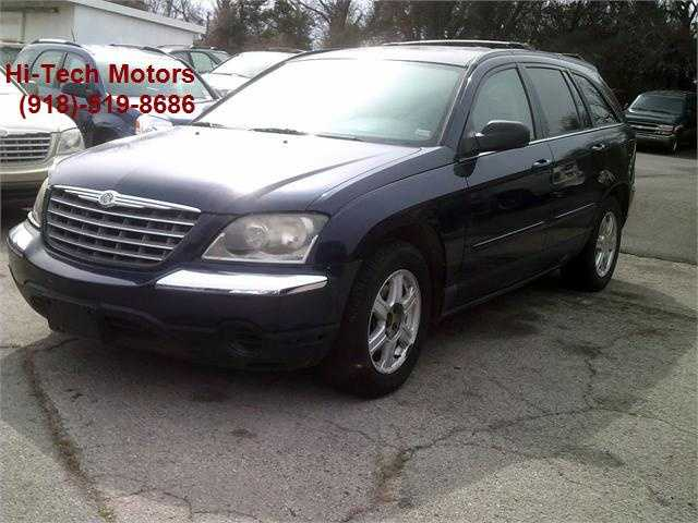 Chrysler Pacifica 2005 $4000.00 incacar.com