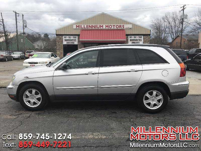Chrysler Pacifica 2005 $3990.00 incacar.com