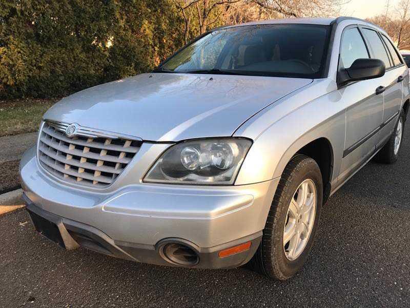 Chrysler Pacifica 2005 $1850.00 incacar.com