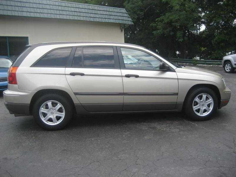 Chrysler Pacifica 2005 $3999.00 incacar.com