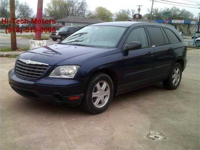 Chrysler Pacifica 2005 $3500.00 incacar.com