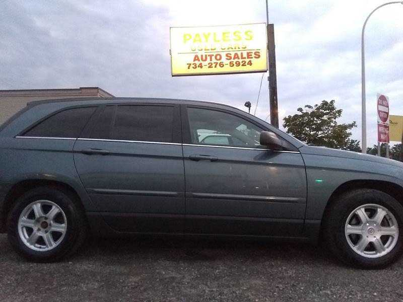 Chrysler Pacifica 2005 $700.00 incacar.com