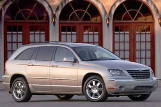 Chrysler Pacifica 2006 $2500.00 incacar.com