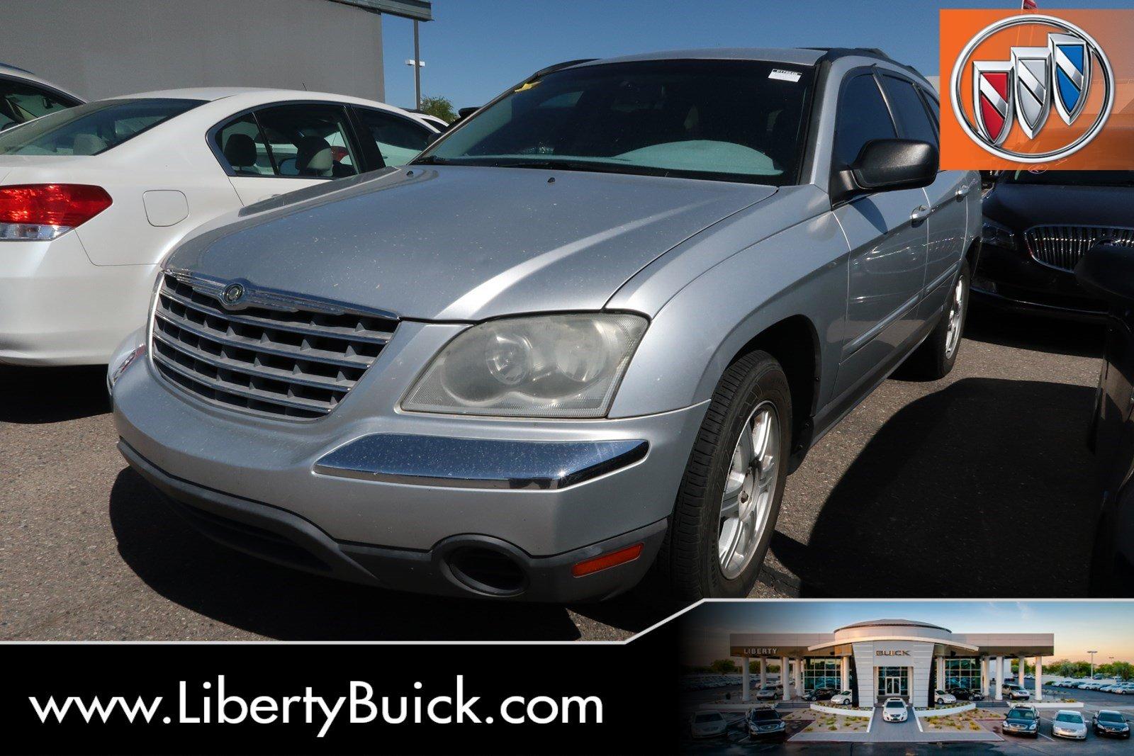 Chrysler Pacifica 2006 $3995.00 incacar.com