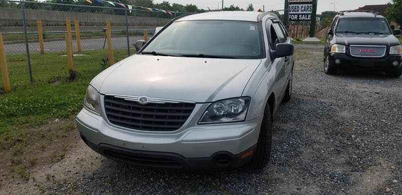 Chrysler Pacifica 2006 $500.00 incacar.com