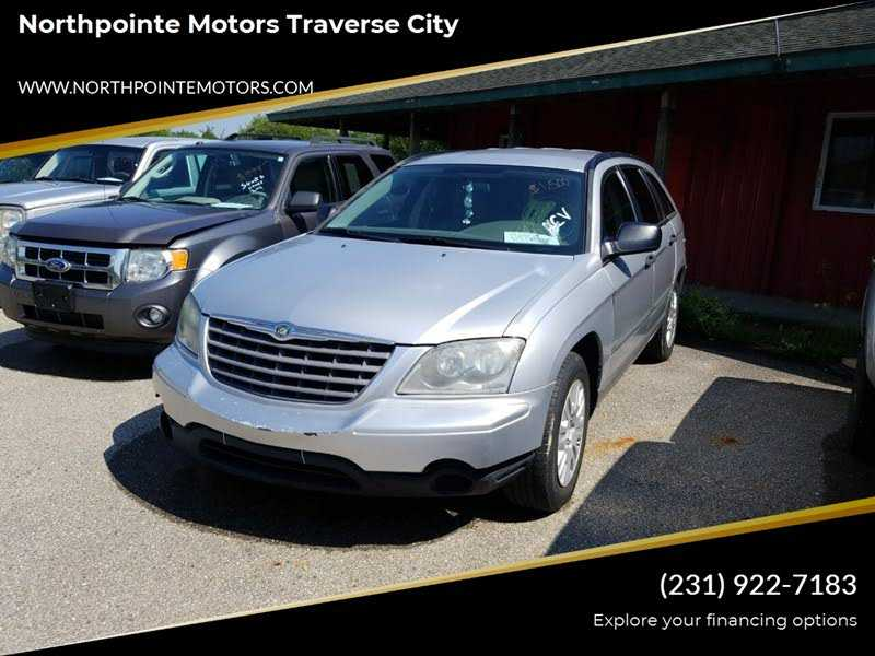 used Chrysler Pacifica 2006 vin: 2A4GM484X6R890890
