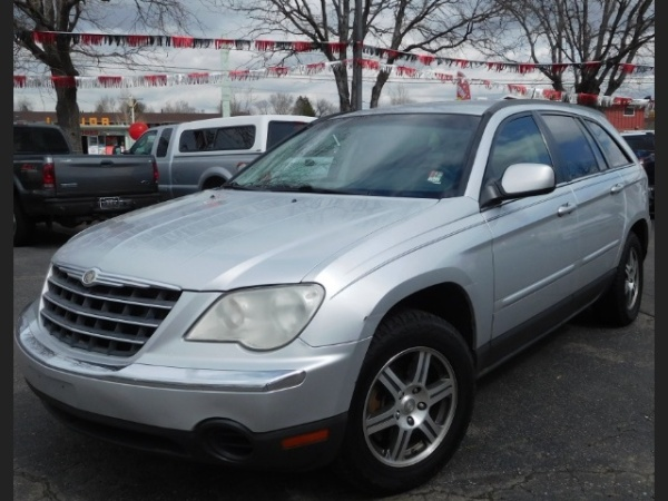 used Chrysler Pacifica 2007 vin: 2A8GM68X47R126782