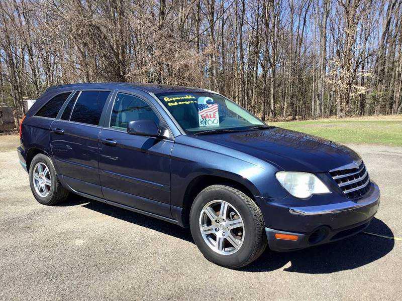 Chrysler Pacifica 2007 $900.00 incacar.com