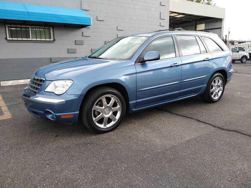 Chrysler Pacifica 2007 $8995.00 incacar.com