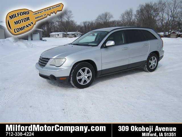 Chrysler Pacifica 2007 $4288.00 incacar.com