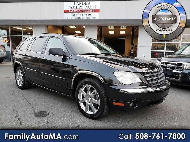 Chrysler Pacifica 2008 $6500.00 incacar.com