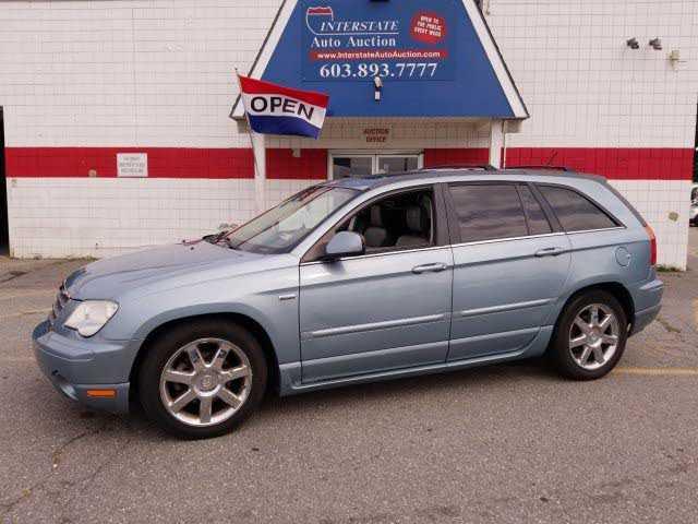 Chrysler Pacifica 2008 $1800.00 incacar.com