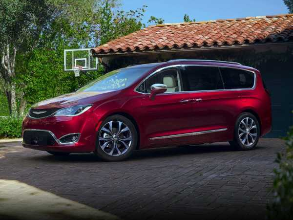 Chrysler Pacifica 2017 $34840.00 incacar.com