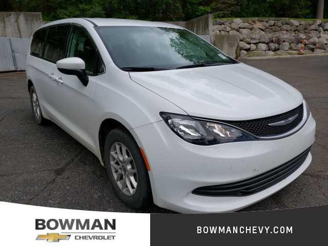 Chrysler Pacifica 2017 $22095.00 incacar.com