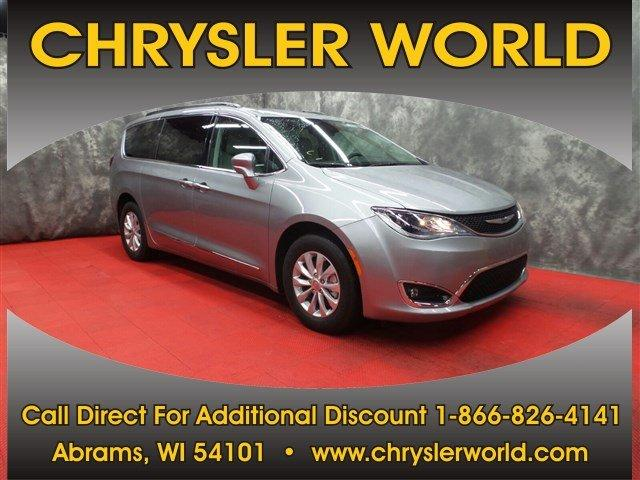 Chrysler Pacifica 2017 $28990.00 incacar.com