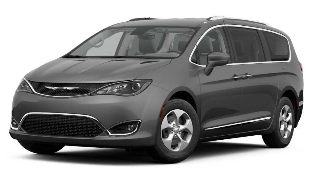 Chrysler Pacifica 2017 $42775.00 incacar.com