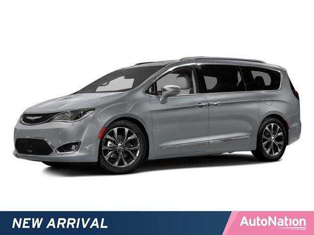 Chrysler Pacifica 2017 $23094.00 incacar.com