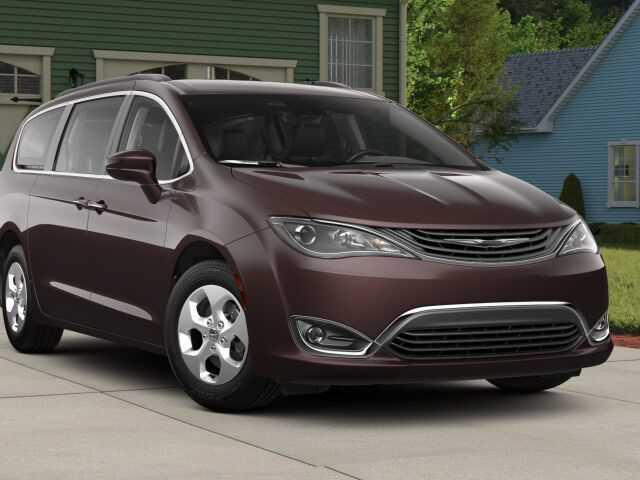 Chrysler Pacifica 2018 $43341.00 incacar.com