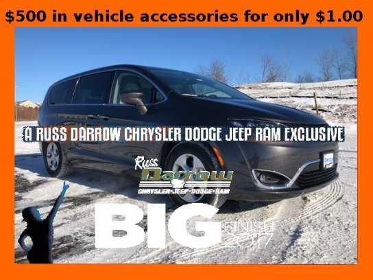 Chrysler Pacifica 2018 $40658.00 incacar.com