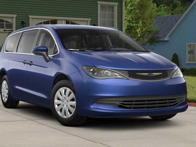 Chrysler Pacifica 2018 $28535.00 incacar.com