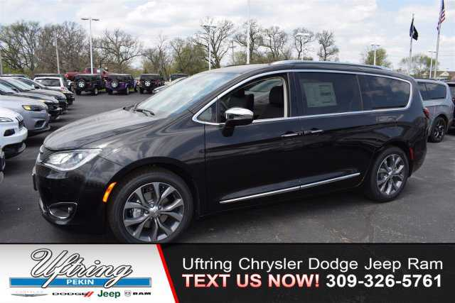 Chrysler Pacifica 2018 $42990.00 incacar.com