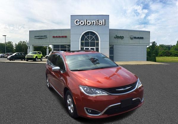 Chrysler Pacifica 2018 $41555.00 incacar.com