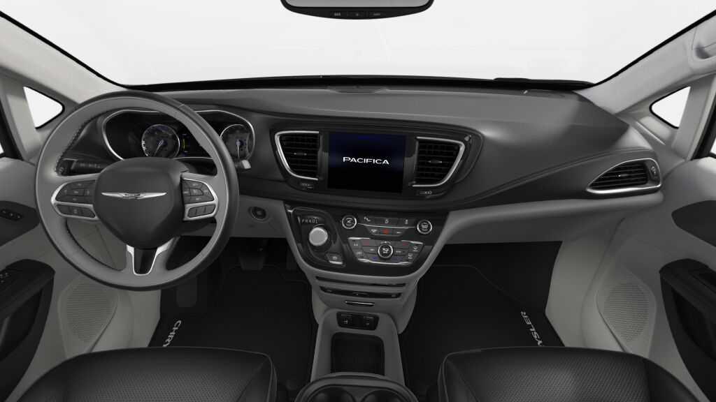Chrysler Pacifica 2018 $43973.00 incacar.com