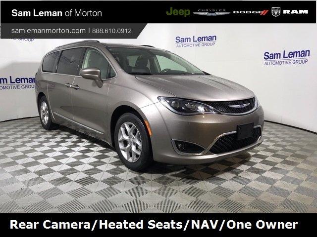 Chrysler Pacifica 2018 $25400.00 incacar.com
