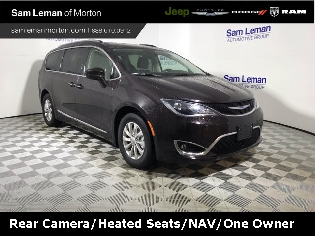 Chrysler Pacifica 2018 $27000.00 incacar.com