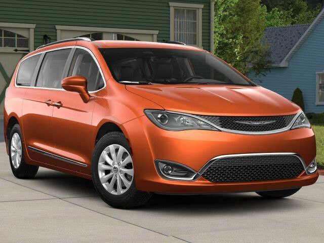 Chrysler Pacifica 2018 $42250.00 incacar.com