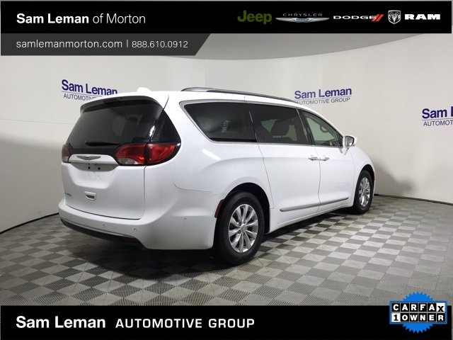 Chrysler Pacifica 2018 $25800.00 incacar.com