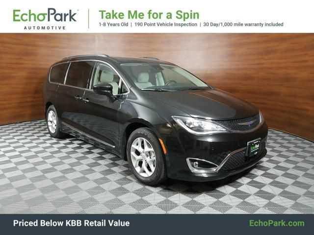 Chrysler Pacifica 2018 $25559.00 incacar.com