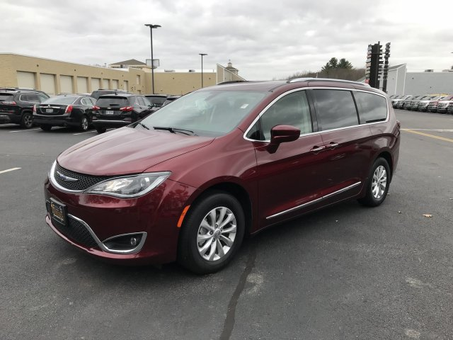 Chrysler Pacifica 2018 $29977.00 incacar.com
