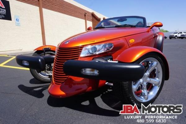 Chrysler Prowler 2001 $33950.00 incacar.com