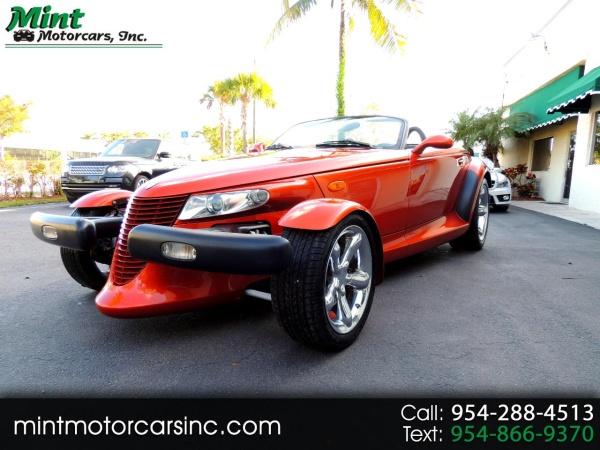 Chrysler Prowler 2001 $29500.00 incacar.com