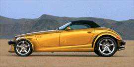Chrysler Prowler 2002 $30999.00 incacar.com