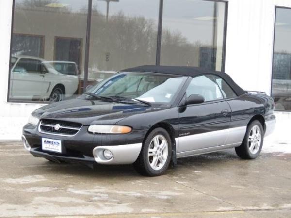 Chrysler Sebring 1997 $3298.00 incacar.com